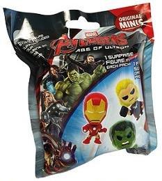 Marvel Avengers: Age of Ultron Series 1 Original Minis Bobbleheads 1 pack
