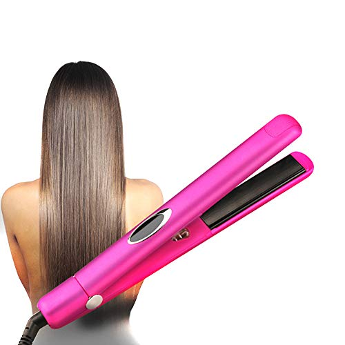 Hair Straighteners, Ceramic PlatesProfessional Flat Iron Hair Straighteners,Professional Beauty Tools ()