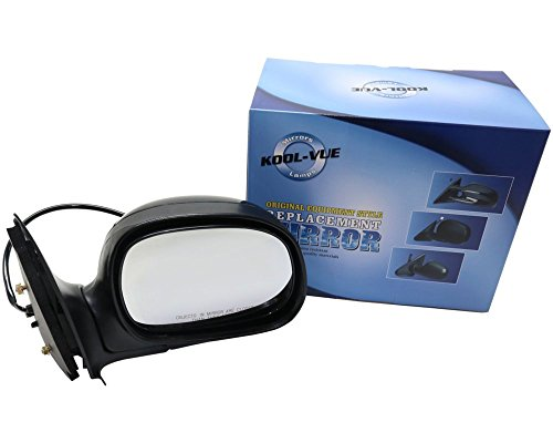 Kool Vue FD40ER Ford F-Series Extended/Standard Cab Passenger Side Mirror, Paint to Match