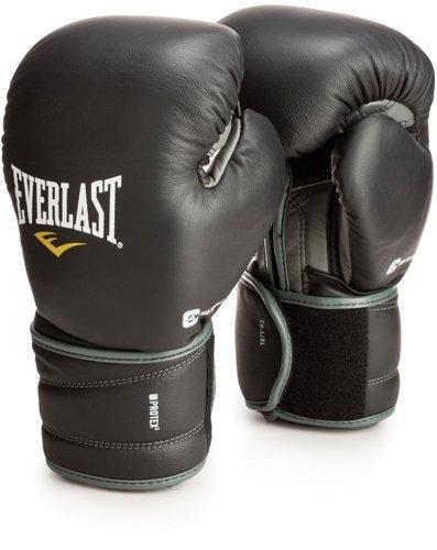 Everlast ProTex3 Hook & Loop Training Gloves 14oz ProTex3 Hook & Loop Training Gloves ()