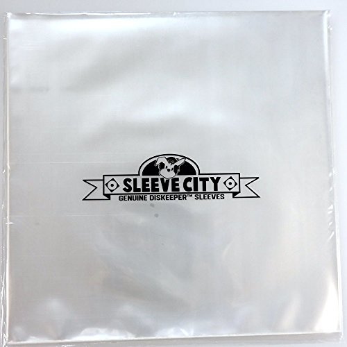 Ultimate Outer 2.5 mil Record Sleeves (50 Pack) ()