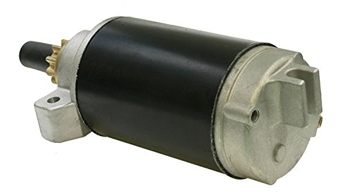 893890T 18-5621 5675640 Db Electrical Sab0031 Starter For Mercury Outboard Marine 30 40 50 60 Hp 1994-2005,50-822462 50-822462-1 50-893890T,822462T1 Mot3012 5396 50-822462T1