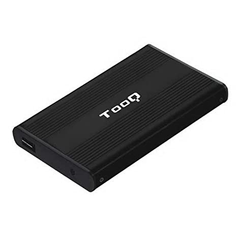 Amazon.com: TooQ TQE-2516B Case for Hard Drive Black ...