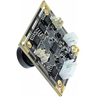 ELP USB Camera 2.8mm Lens 960h , Camera Module for Low Light on Linux/android/windows/mac