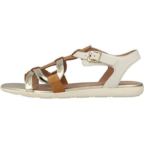 Sandalias y chanclas para mujer, color marr�n , marca STONEFLY, modelo Sandalias Y Chanclas Para Mujer STONEFLY WRT580 CE Marr�n marr�n
