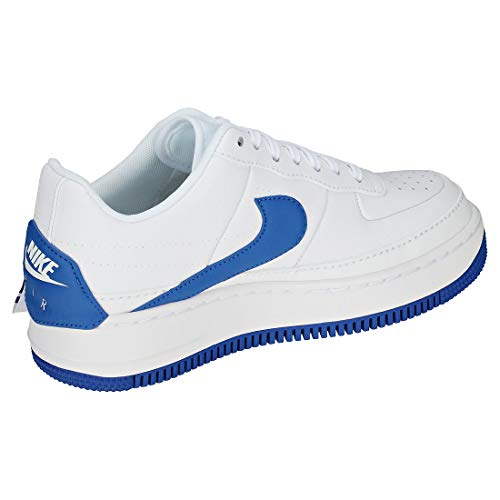 Donna Deep 001 Bianco da Af1 Blue University Basse Scarpe XX Jester Ginnastica NIKE Royal White Red W pzPa8