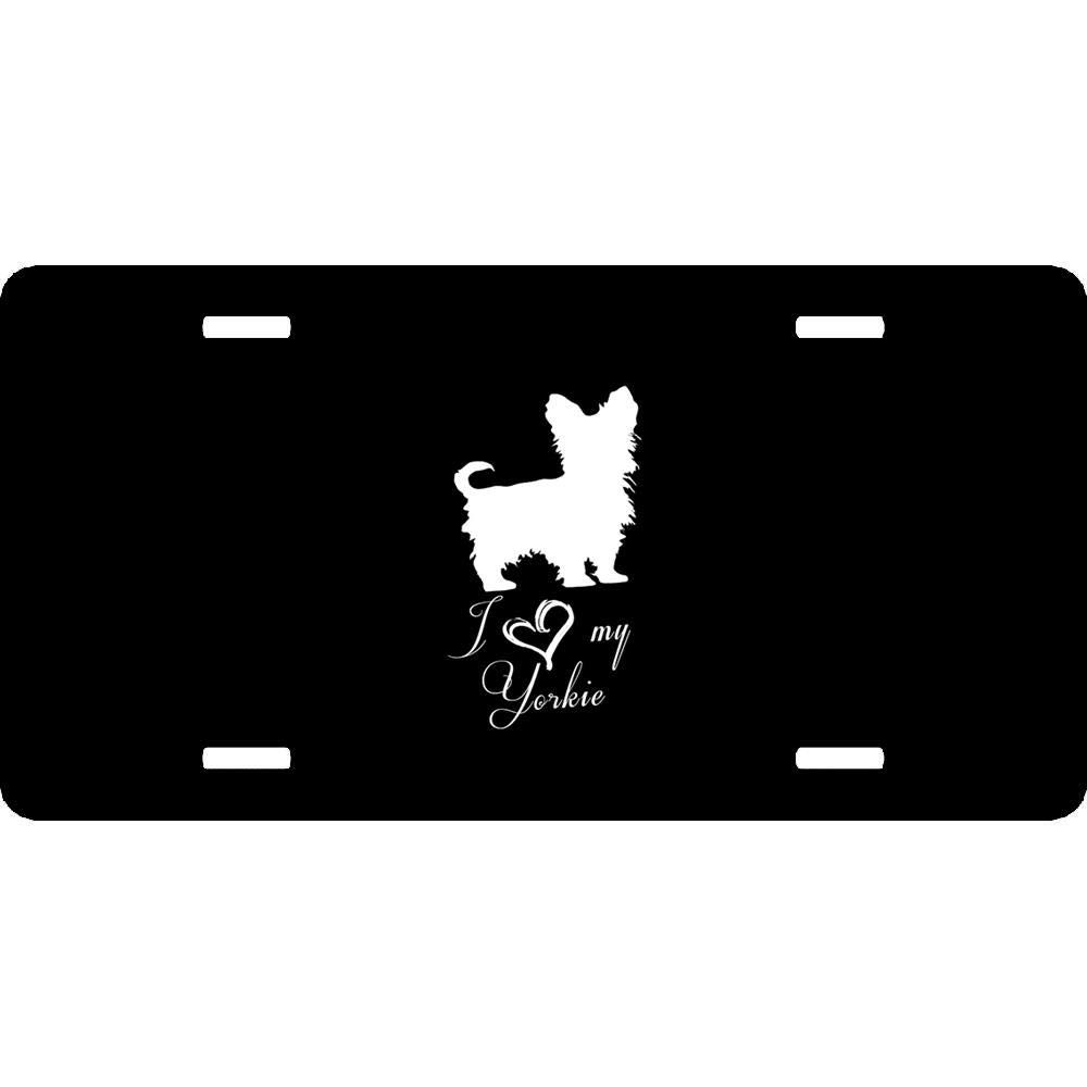 URCustomPro Customized License Plate Cover Aluminum Metal Decorative Funny Humor Auto Car Front License Plates Vanity Car Tag Sign 6