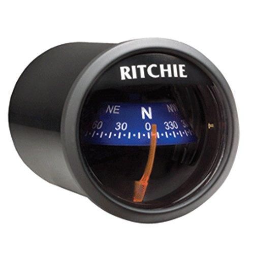 Ritchie Ritchiesport Compass - Ritchie X-21BU RitchieSport Compass - Dash Mount - Black/Blue Marine , Boating Equipment