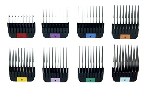 Wahl-Professional-Animal-Stainless-Steel-Guide-Combs-3390-100