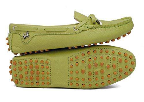 Minitoo Mujer Sandalias Verde (Verde oliva)