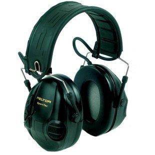 3M Peltor SportTac Shooting Ear Muffs Headband by 3M