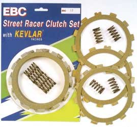 EBC Street Racer Clutch Kit - Yamaha FZS1000 2006-2012 / YZF-R1 2004-2006 - SRC ()