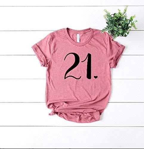 Amazon 21st Birthday Shirt