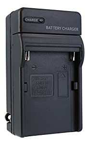 Sony DSLR-A200 Compact Battery Charger - Premium Quality TechFuel Battery Charger