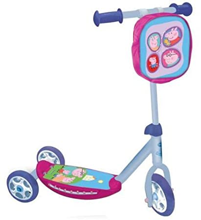Patinete Scooter Peppa Pig Juguetes Juguete Mar Playa Idea ...