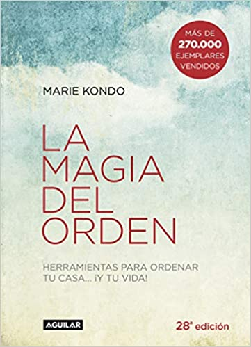 La Magia del Orden, Marie Kondo