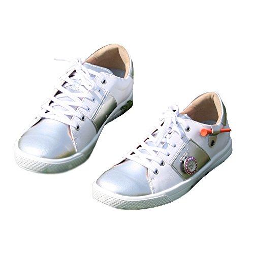 KARAKARA Spike-less Golf Shoes, TC-406, Gray, 225 mm, for Women