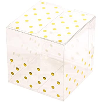 Amazoncom 25 Sets of Clear Macaron Boxes for 2 Macarons 100