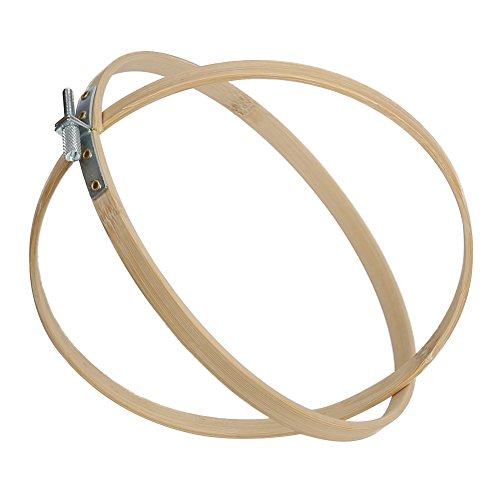 Tenn well embroidery hoop pack bamboo cross stitch