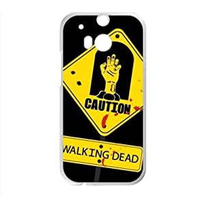 Happy The Walking Dead Design Personalized Fashion High Quality Phone Case For HTC M8
