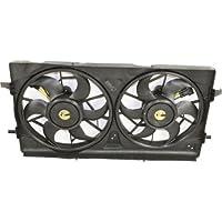 MAPM Premium ION 04-07 / COBALT 05-10 RADIATOR FAN SHROUD ASSEMBLY, Dual Fan, 2.0L Eng