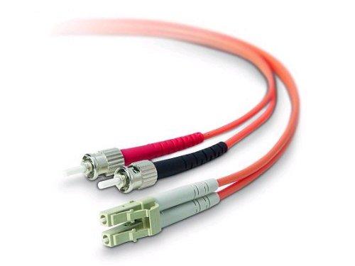 Belkin F2F402L0-10M ST-LC Multimode Duplex Fiber Patch Cable
