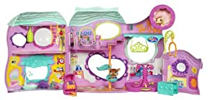 Littlest Pet Shop Tail Waggin Fitness Club Playset