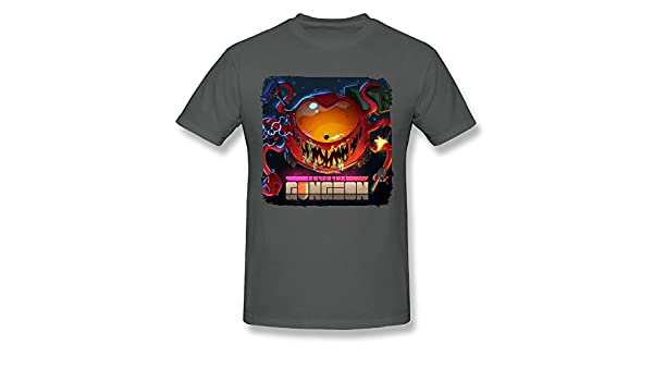 Amazon com: Kazzar Men's Enter The Gungeon Game T Shirt XXL