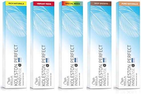 Wella Tinte Koleston Perfect Innosense 7/18-60 ml: Amazon.es ...