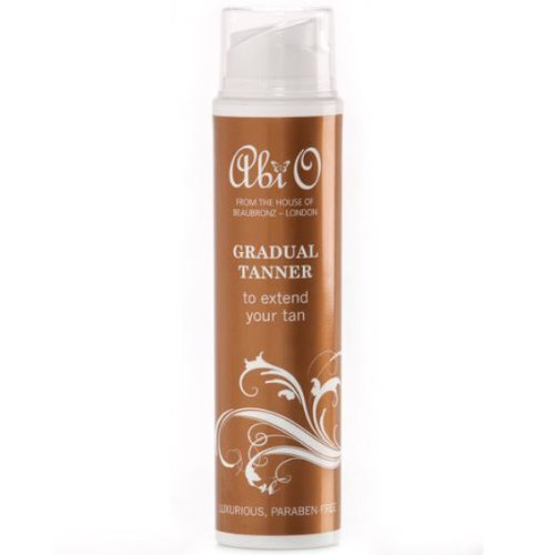Abi O Gradual Tanner 200ml From Beaubronz Extend Your Tan Health Natural Tanning B00FA36B32