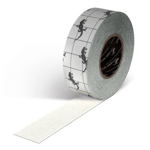 "Incom Gator Grip: Anti-Slip Tape, 2"" x 60', White"