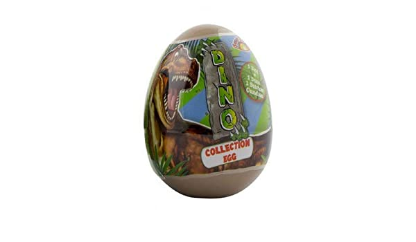 Dino Collection Egg 10g x 18: Amazon.es: Alimentación y bebidas
