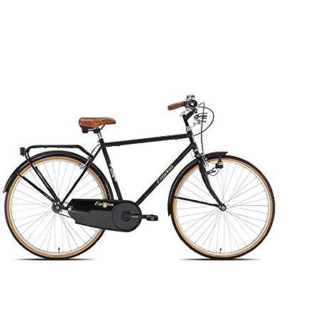 Bicicletta Vintage Esperia Uomo 2280u Retro Nero Taglia Unica