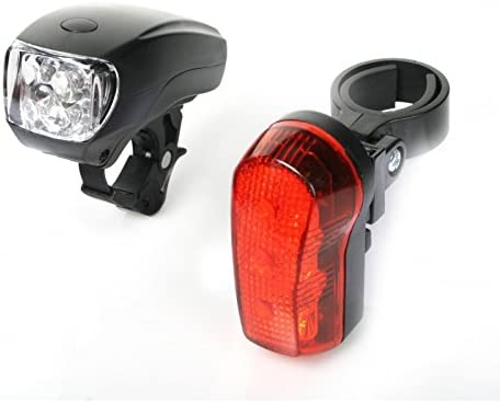 BIKE ORIGINAL - Kit de Luces LED para Bicicleta: Amazon.es ...