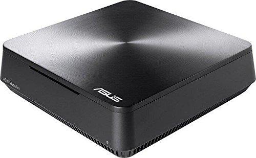 ASUS VivoMini VM45-G052Z 1,8 GHz Intel® Celeron® 3865U Gris Mini PC - Ordenador de sobremesa (1,8 GHz, Intel® Celeron®, 3865U, 4 GB, 32 GB, Windows 10 Pro)