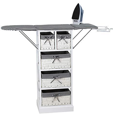 HomeRoots Ironing Board Center (38