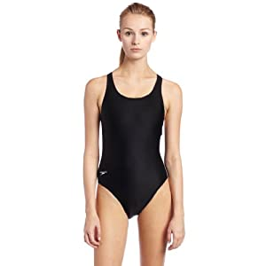 Speedo Women's Swimsuit One Piece Powerflex Super Pro Solid Adult-Discontinued