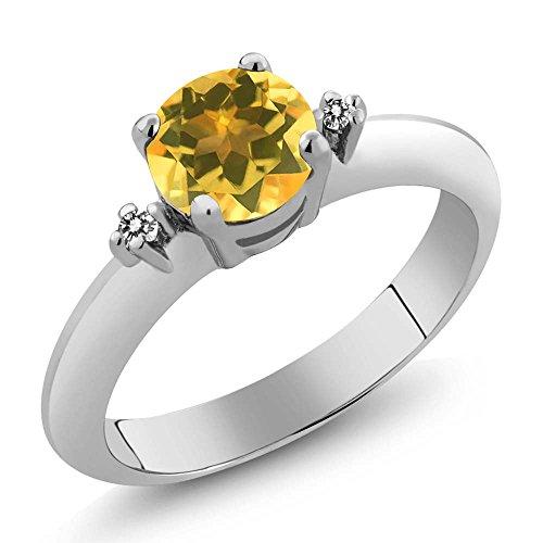 0.72 Ct Radiant Diamond - 3