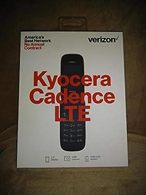 Kyocera Cadence LTE S2720 Blue (Verizon Wireless Prepaid)