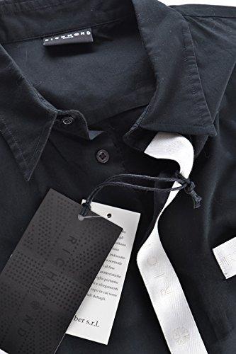 Richmond Camicia Donna MCBI256022O Cotone Bianco/Nero
