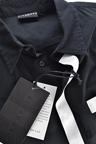 Richmond Mujer MCBI256022O Blanco/Negro Algodon Camisa