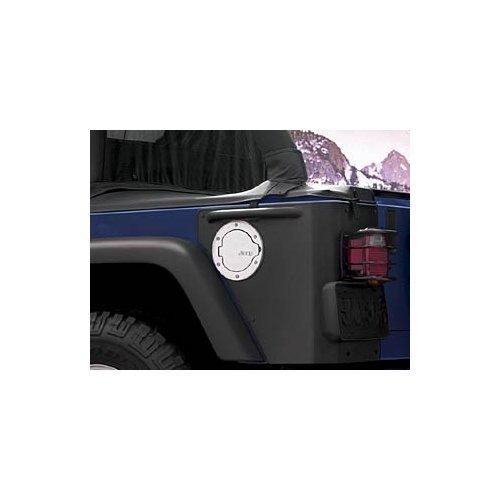 Fuel Filler Door Mopar Part #82209292 Jeep Wrangler 87-06