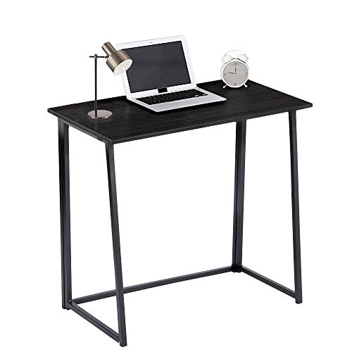 GreenForest Folding Desk for Small Spaces...