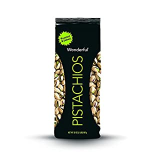 Wonderful Pistachios, Roasted & Salted, 32 oz Bag