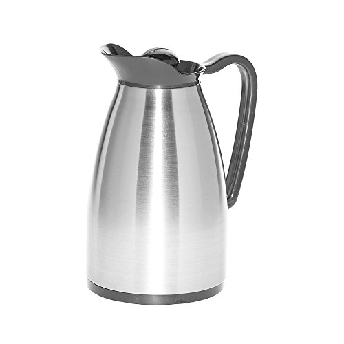 - OKSLO Cgc060ss brushed s/s 0.6 liter classic carafe