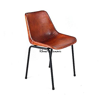 KAUFF LEATHER CHAIR | SET OF 2 Chairs   Sofas