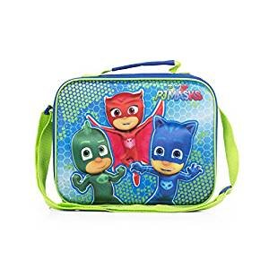 PJ Masks On the Way 3D Lunch Box Standard