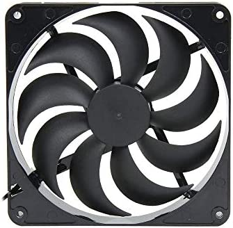 Cooler Master Silent Fan 140mm - Ventilador de PC (Carcasa del ...