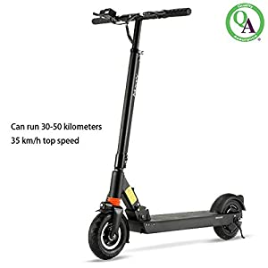 41L3Z8ZKgfL. SS300 ACDRX Scooter Adulti,Scooter Elettrico,PieghevoleE-Scooter,9 Pollici Pneumatici Solidi Monopattino,velocità Massima 35km…