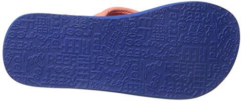 Reef Little Ahi - Zapatos de primeros pasos Bebé-Niños Varios colores (Blue Floral)